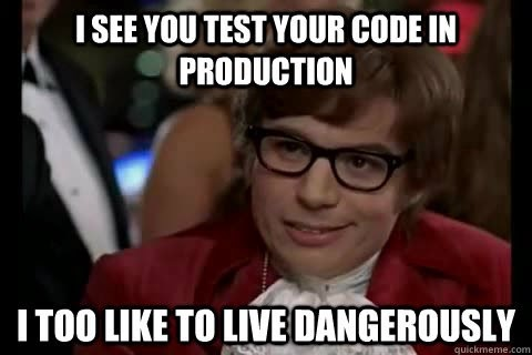 Assertions in Production. Backend engineers know exactly what's… | by Peter  Livesey | Device Blogs | Medium